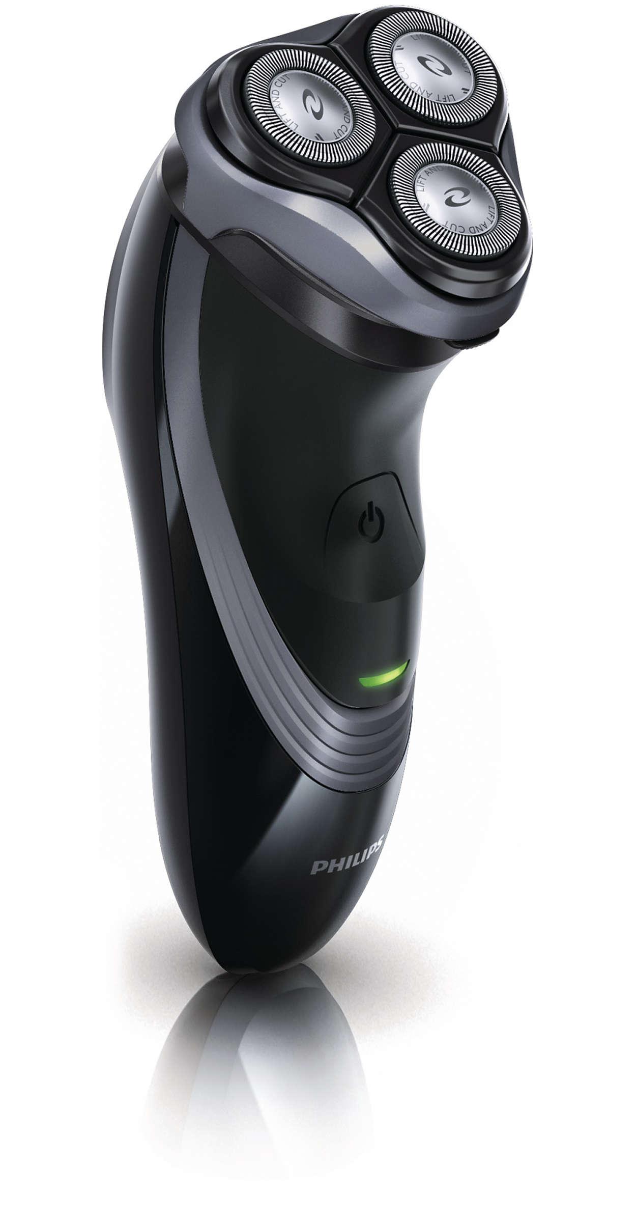 徹底乾淨的刮鬍體驗