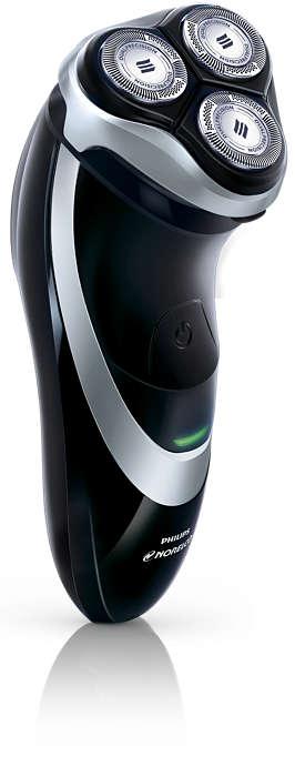 DualPrecision zorgt voor een nog gladdere scheerbeurt