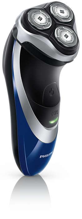 Un rasage de près impeccable