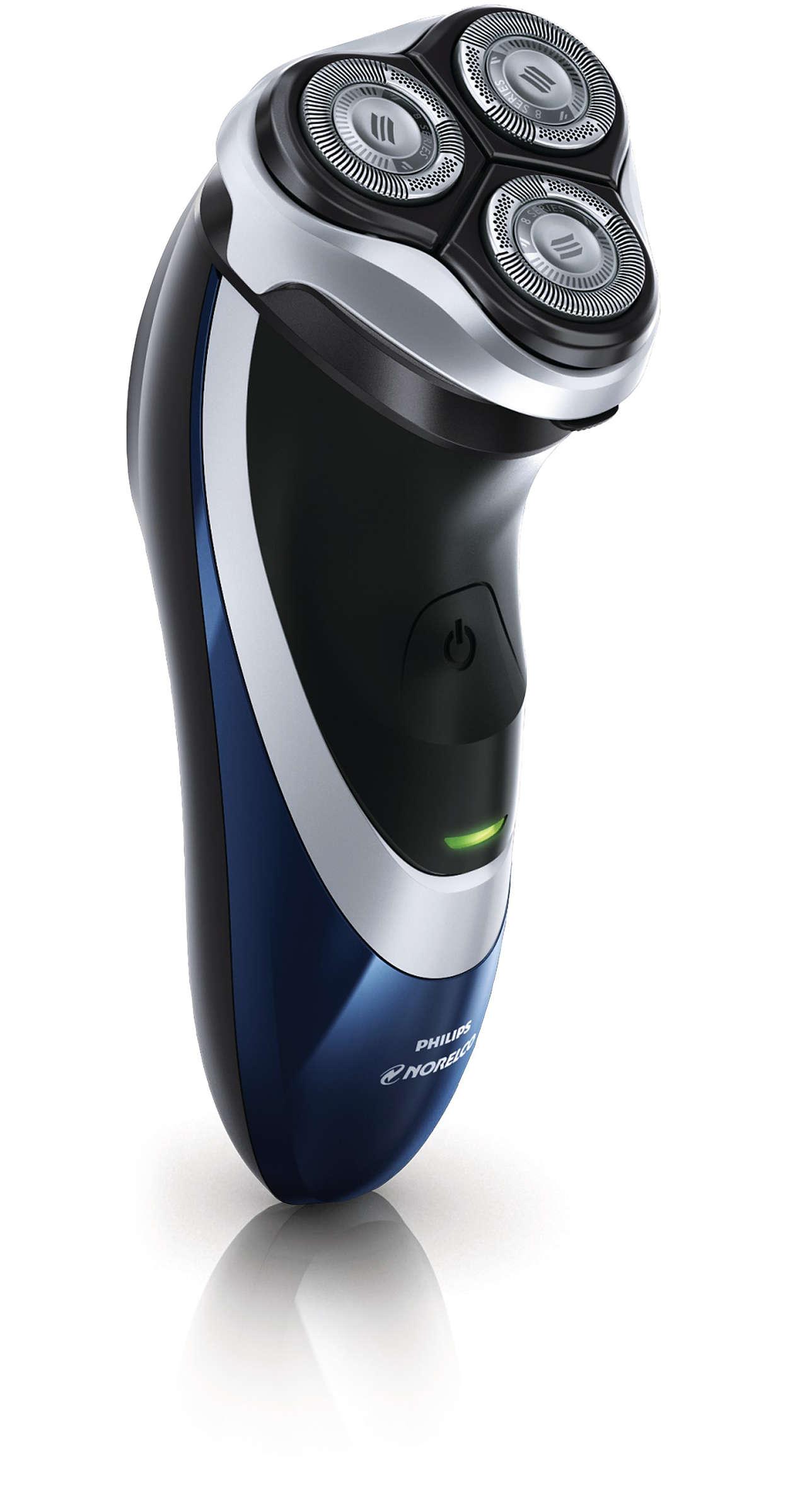 DualPrecision, gründlichere Rasur