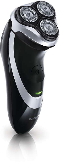 Eine gründliche Rasur