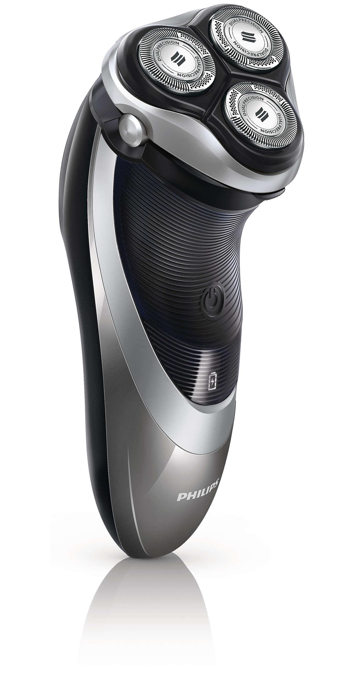 Un afeitado más apurado y limpio