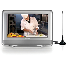 PT9000/12  Tragbarer Fernseher