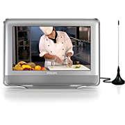 Портативные ТВ и DVD системы