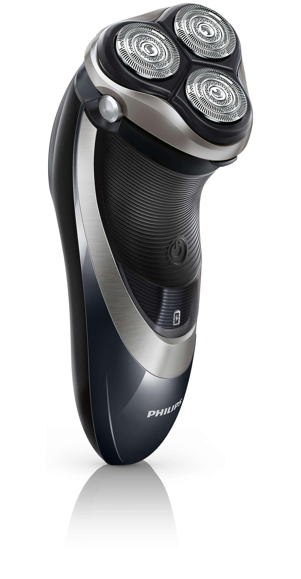 Eine schnellere und gründlichere Rasur