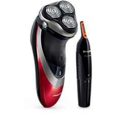 PT925/80 Shaver series 5000 PowerTouch Elektrischer Trockenrasierer