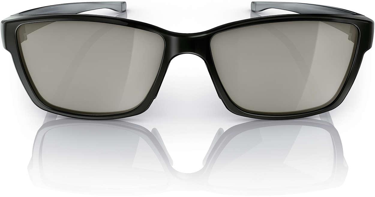 Zážitek zdomácího kina sfunkcí Easy 3D