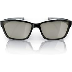 PTA416/00  Pasīvās 3D brilles