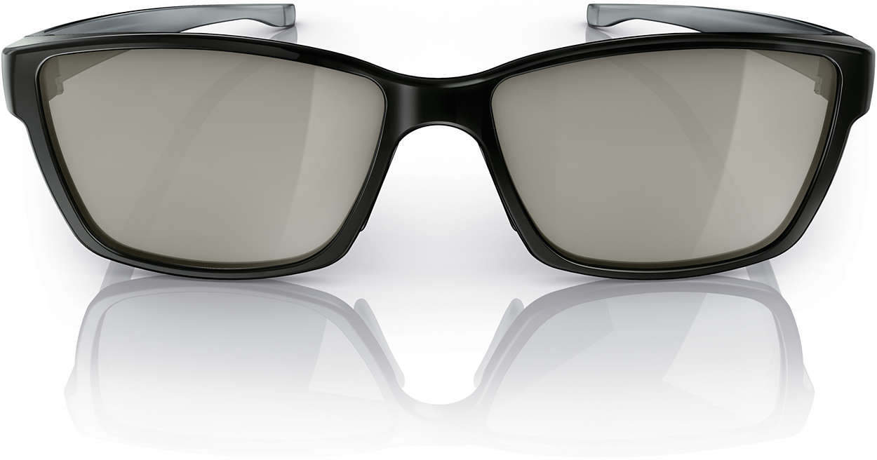 Experiência de cinema em casa Easy 3D