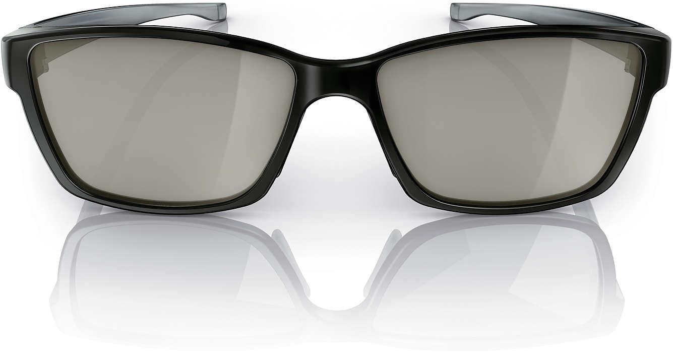 38f19fa09 Pasívne 3D okuliare PTA416/00 | Philips