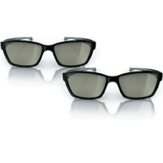 PTA417/00  Pasivna 3D-očala