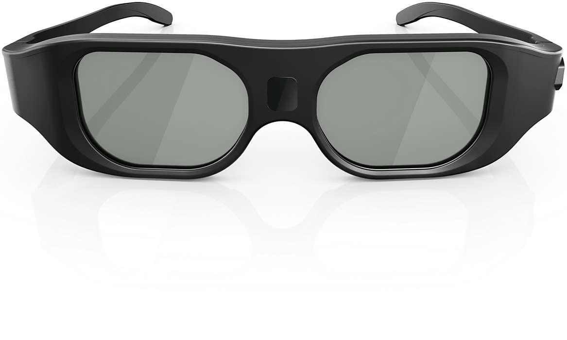 3D Max-hjemmebiografoplevelse