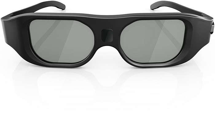 Εμπειρία οικιακού κινηματογράφου 3D Max