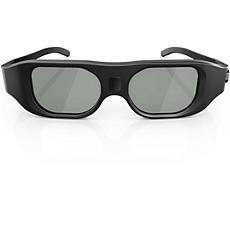 """PTA507/00  """"Active 3D"""" akiniai"""