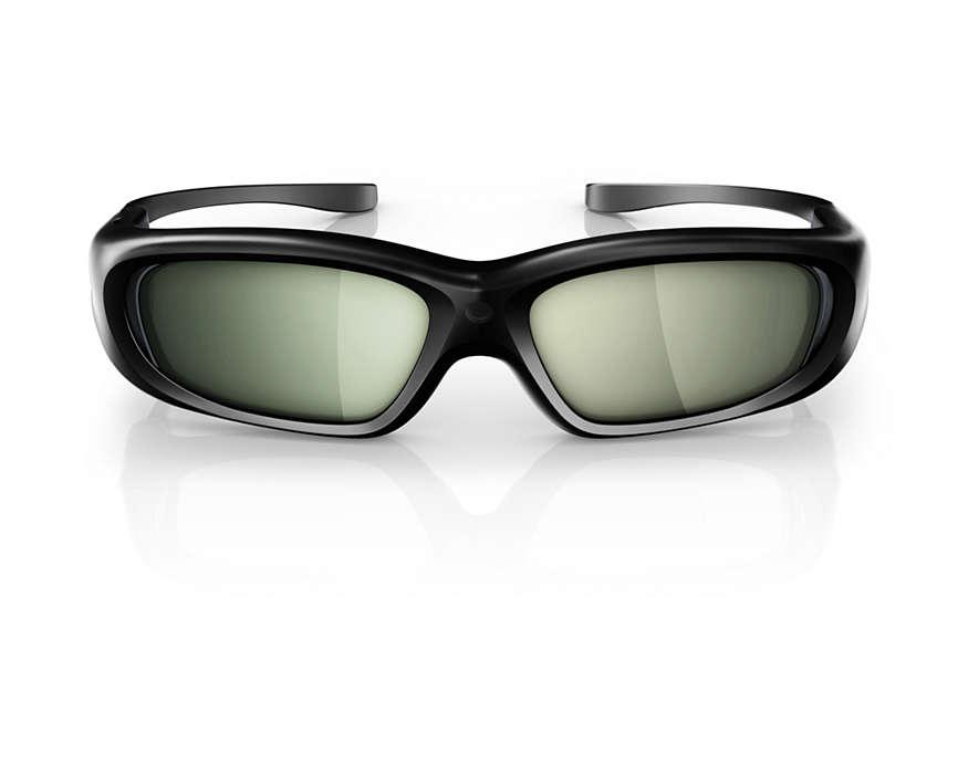 Hemmabioupplevelse med 3D Max