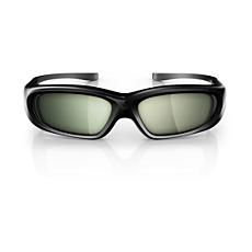 PTA508/00  Aktif 3D gözlükler