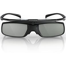 PTA509/00  Aktīvās 3D brilles