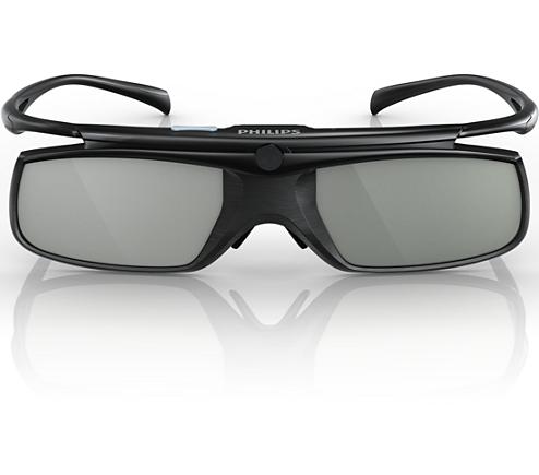 aad6dd54e Aktívne 3D okuliare PTA509/00 | Philips