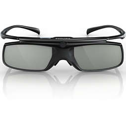 Aktivna 3D-očala