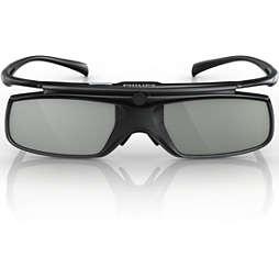 動態 3D 眼鏡