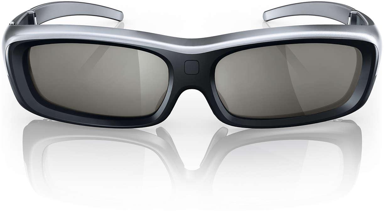 Experiência de cinema em casa 3D Max