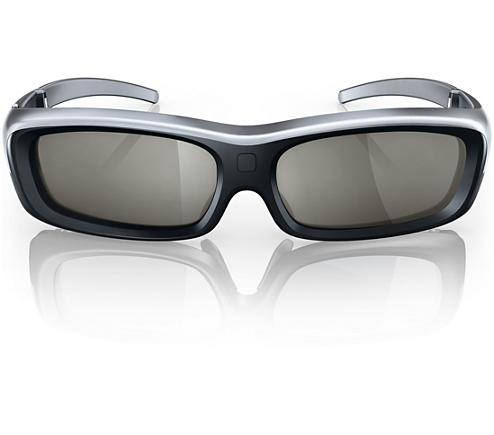 453010161 Aktívne 3D okuliare PTA516/00 | Philips