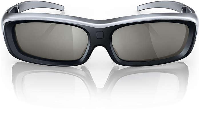 3D Max hemmabioupplevelse