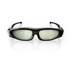 PTA518/00  Aktywne okulary 3D