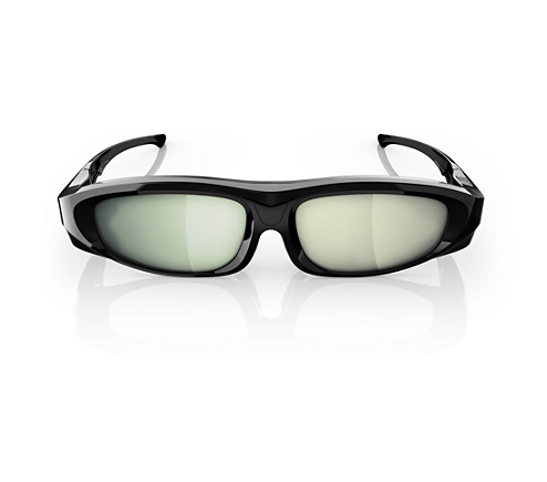 fd9b59008 Aktívne 3D okuliare PTA518/00 | Philips