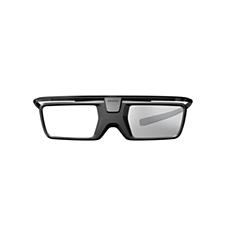 PTA519/00  แว่นตา Active 3D