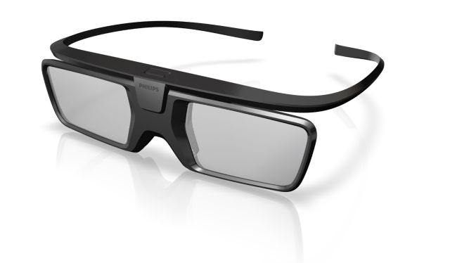 Philips 2014 - PTA519 Active 3D Glasses