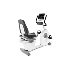 PTE4000CR/37 ReActiv Recumbent bike