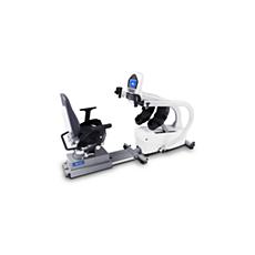PTE7500MS/37 ReCare آلة صعود الدرج الرياضية الممدّدة مع مقعد قابل للفك