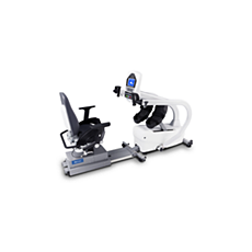 PTE7500MS/37 ReCare Recumbent stepper with removable seat