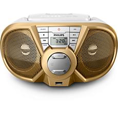 PX3125GX/78  CD Soundmachine