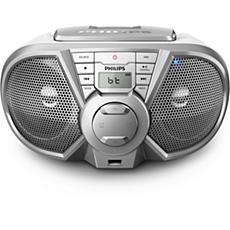 PX3125ST/55  CD Soundmachine