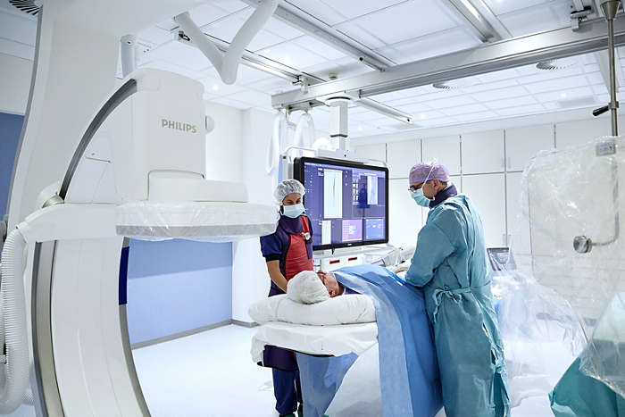 Philips, Azurion, image-guided therapy