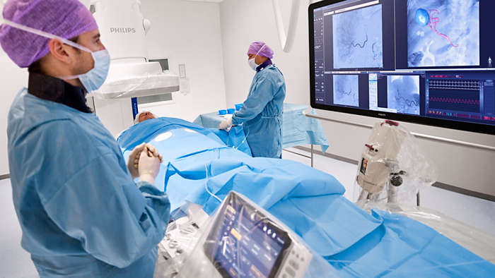 Philips, Azurion, image guided therapy, intervention, x-ray, technology, next-generation
