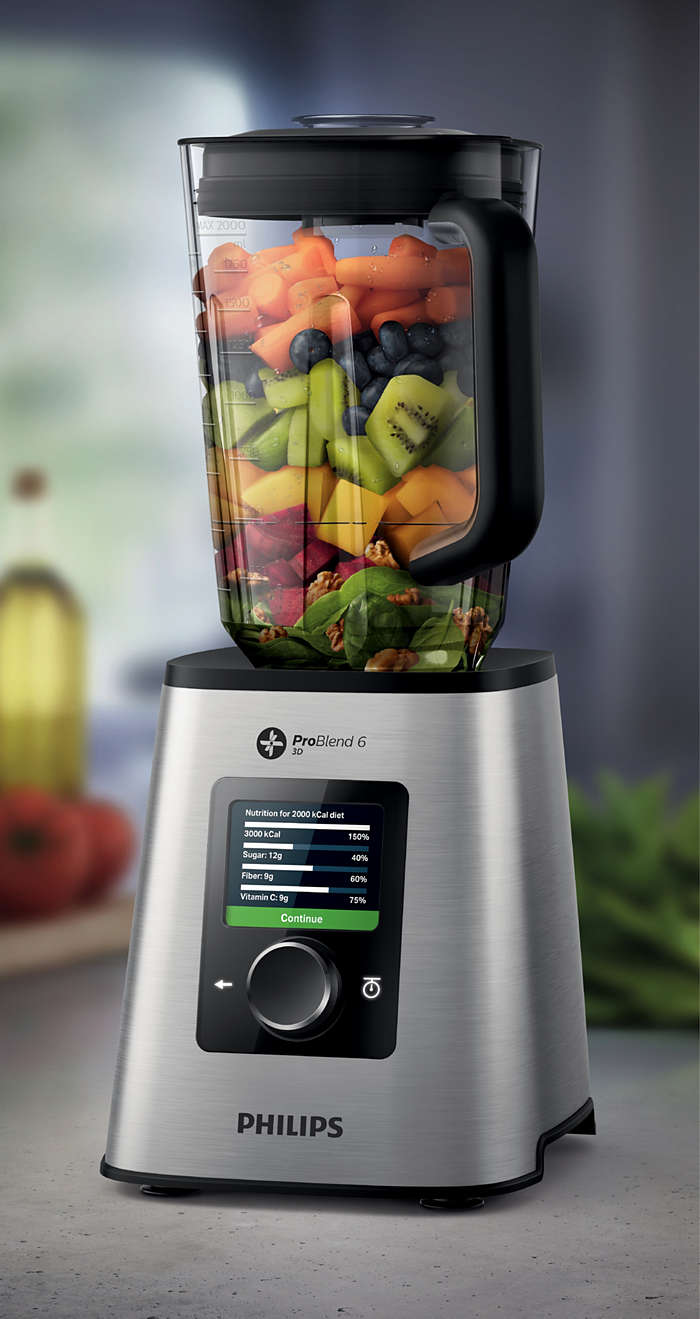 Philips High Speed Connected Blender
