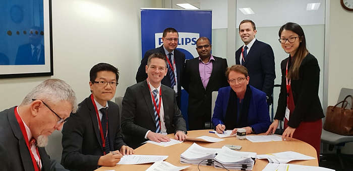 Philips, Illawarra Shoalhaven Local Health District strategic partnership agreement in Australia for medical imaging solutions