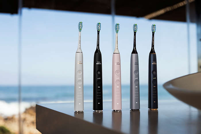 Philips Sonicare smart connected toothbrush