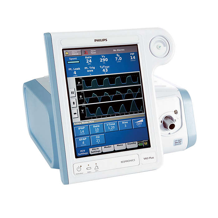 Philips V60 Plus ventilator