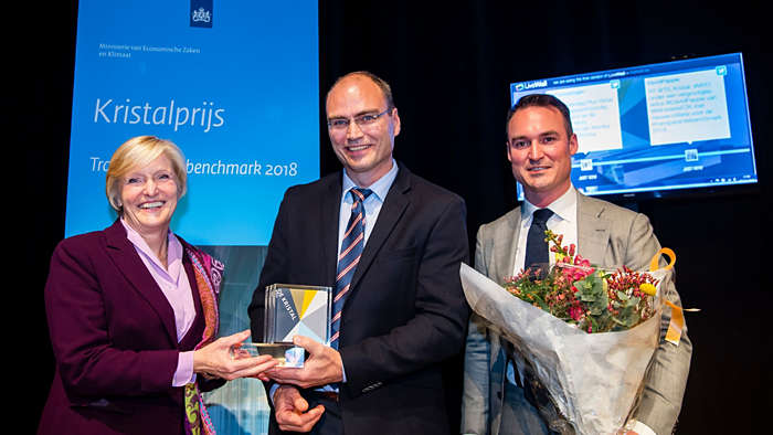 Philips awarded Kristalprijs (Crystal Prize)