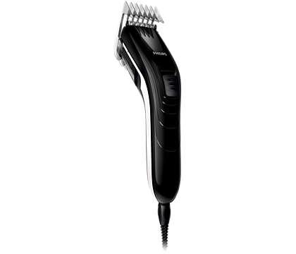 Coupez les cheveux de toute votre famille