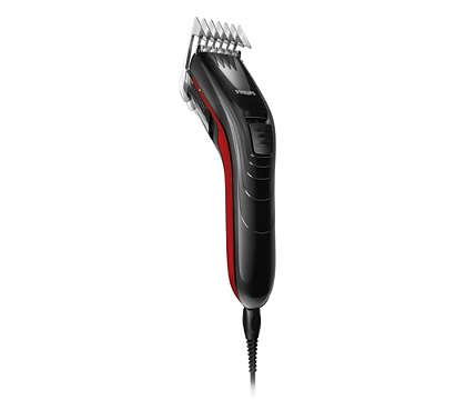 Haareschneiden leicht gemacht