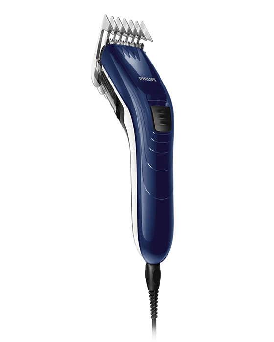 Dokonale jednoduché strihanie vlasov