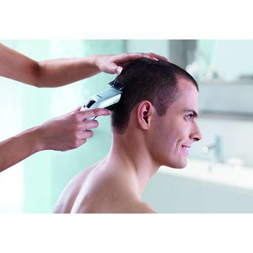 rodzinna maszynka do strzyżenia włosów