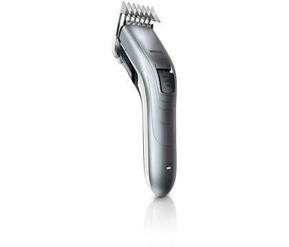 Corte o cabelo da sua família