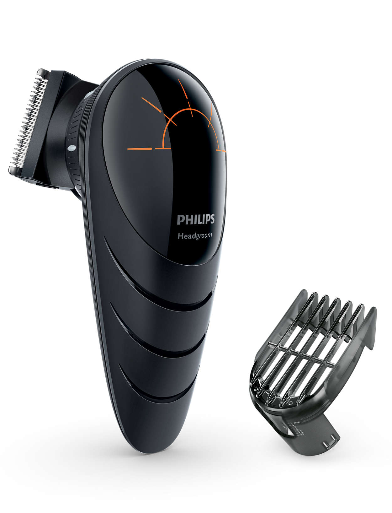 Do it yourself hair clipper qc556015 philips cut your own hair even in hard to reach areas solutioingenieria Gallery