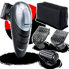 QC5580/32  leikkaa hiukset itse kotiparturilla